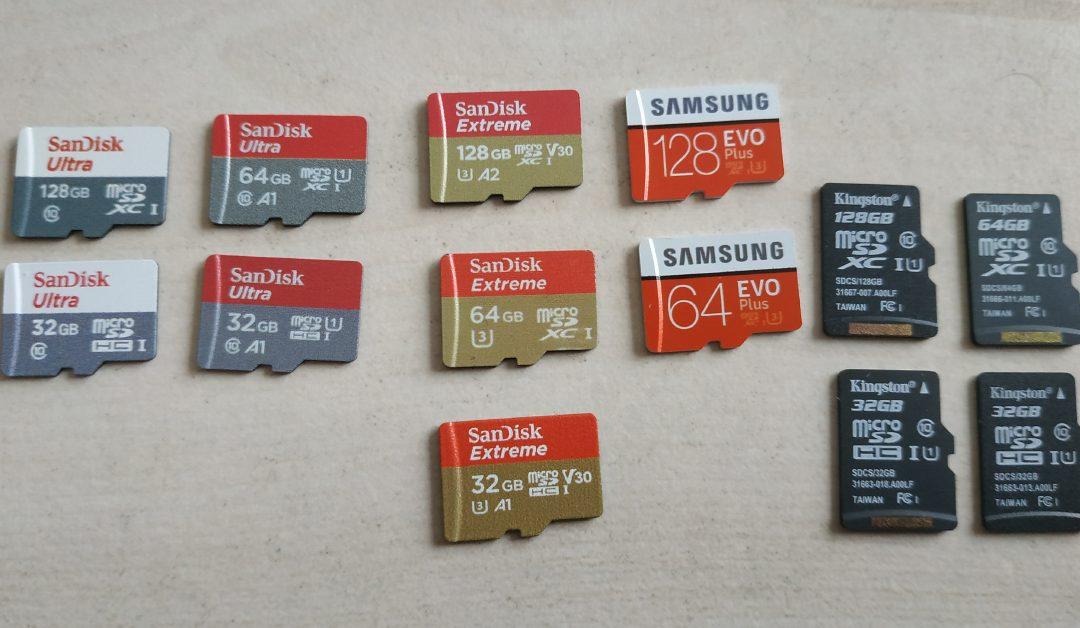 Systemy plików kart microSD | exFAT i FAT32